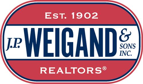 jp weigand realtors logo