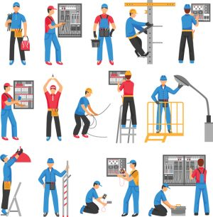 Electrical Safety Equipment Clip Art Manual Guide Wiring